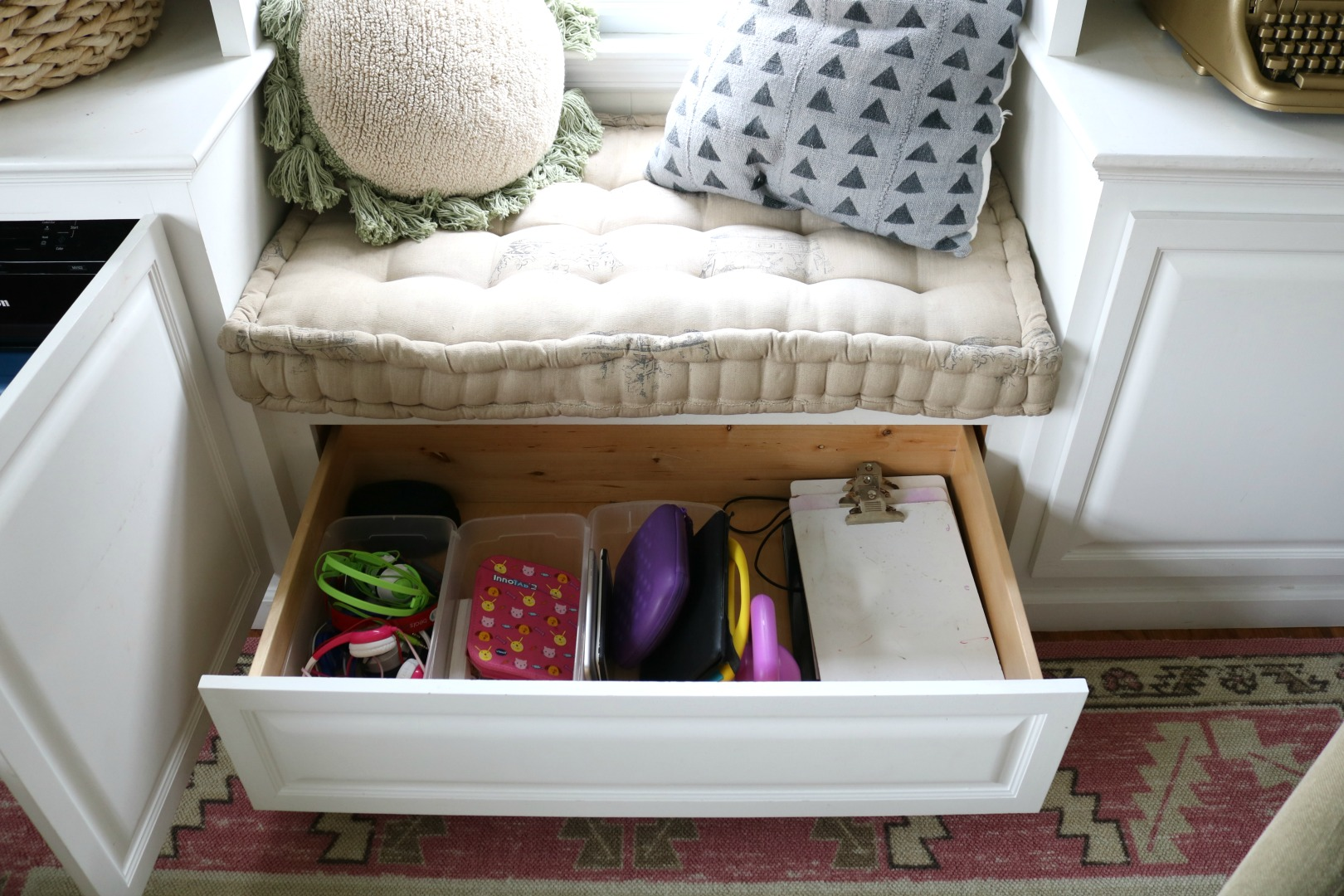 Small Space Living Series Organizing Hacks In Our 1200