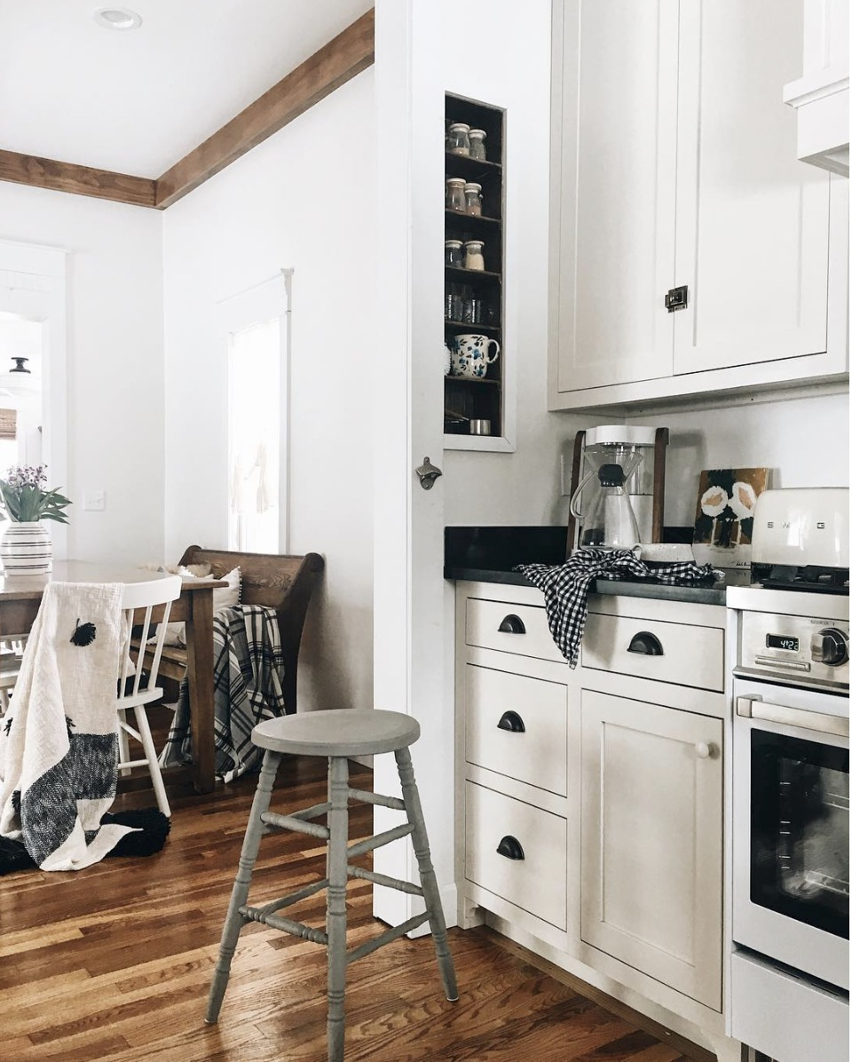 Kitchen Designs Small Spaces: Small Space Living Series- 110 Sq Ft Kitchen Tour