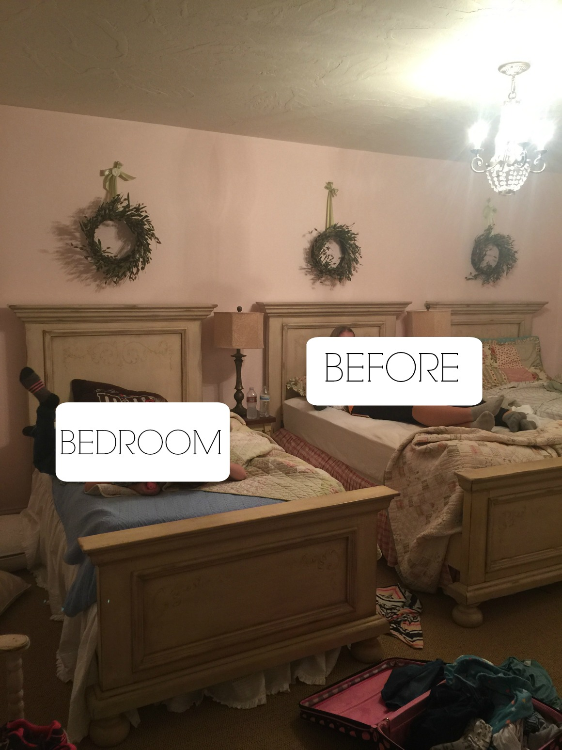 Bed and Bedding TIPS and Makeover