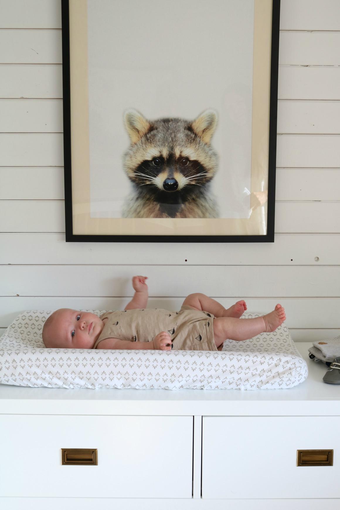 Nursery Makeover- Favorite Things