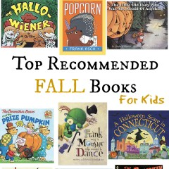 Friday Favorites- Fall Books, Fashion and Hair