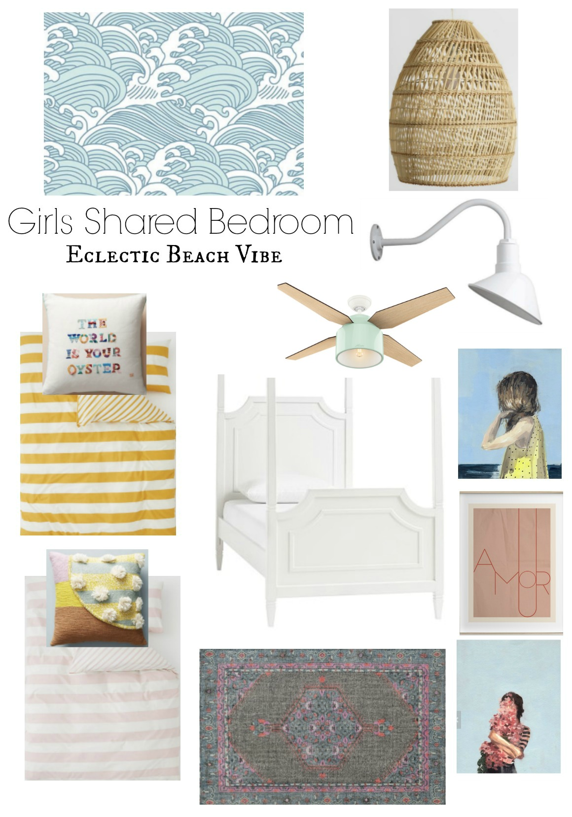 Girls Bedroom Changes And Twin Beds And Bunkbed Options Nesting With Grace