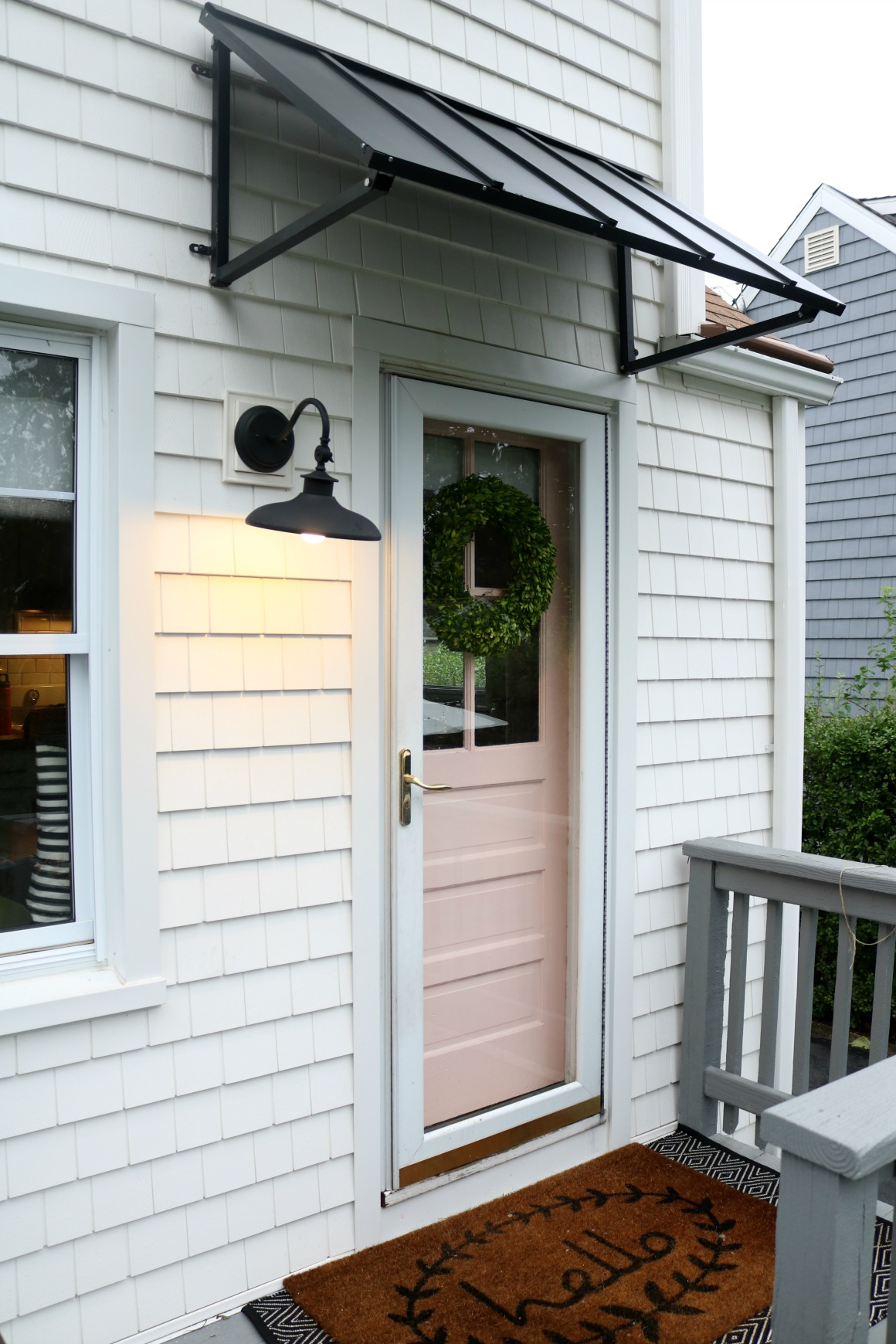 Friday Favorites Porches Awning And Fall Doormats Nesting With Grace