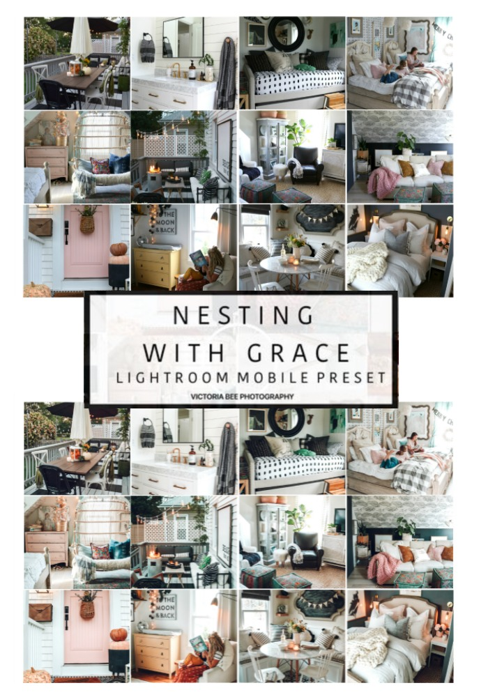 Nesting with Grace Custom Preset