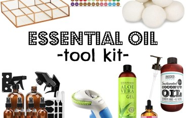 Why we can't QUIT Essential Oils and how we use them