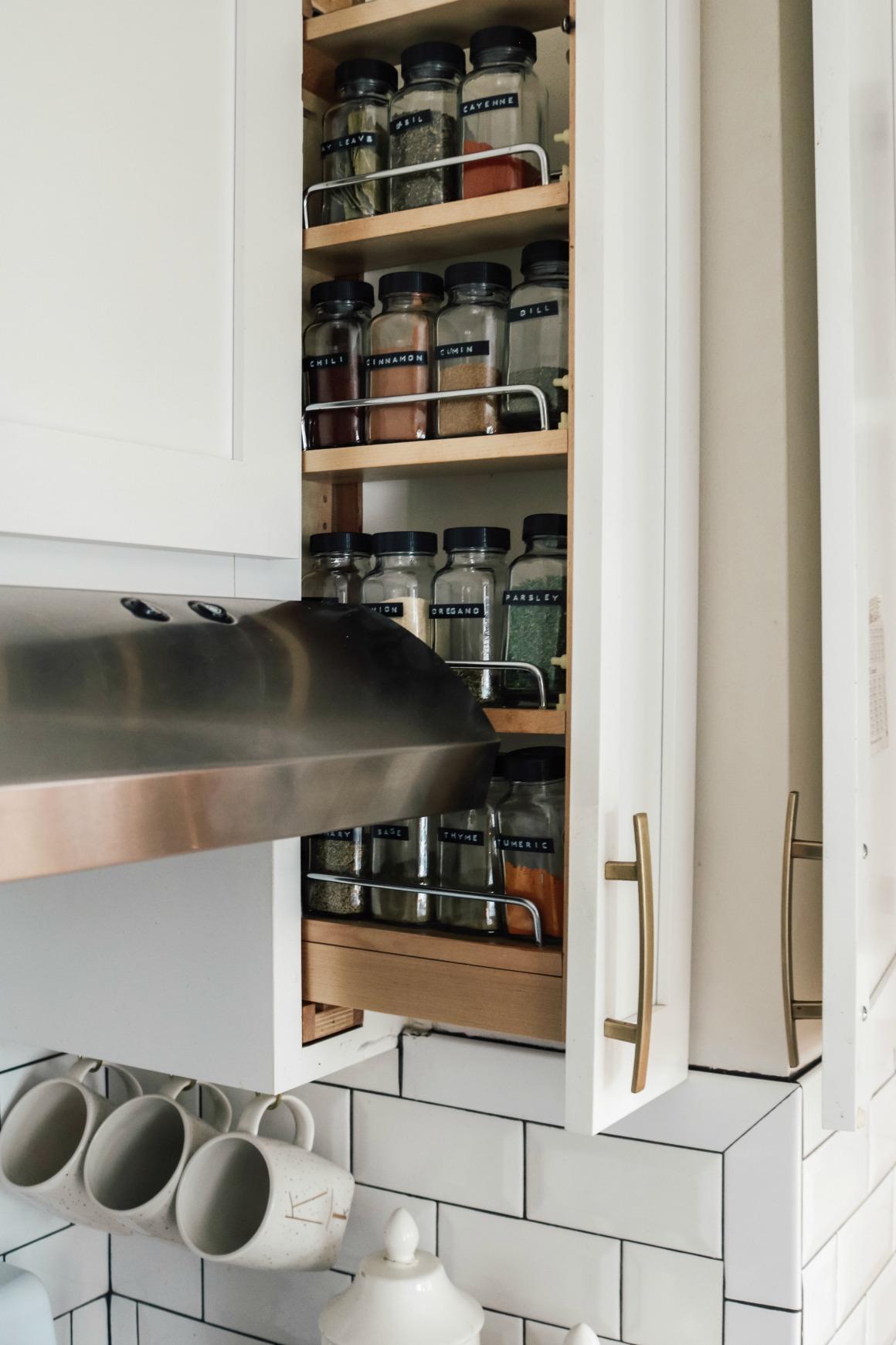 Marie Kondo Mondays- Kitchen Organizing Tips - Nesting With ...