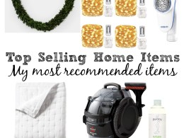 Top Selling Home Items- Most Recommended Items