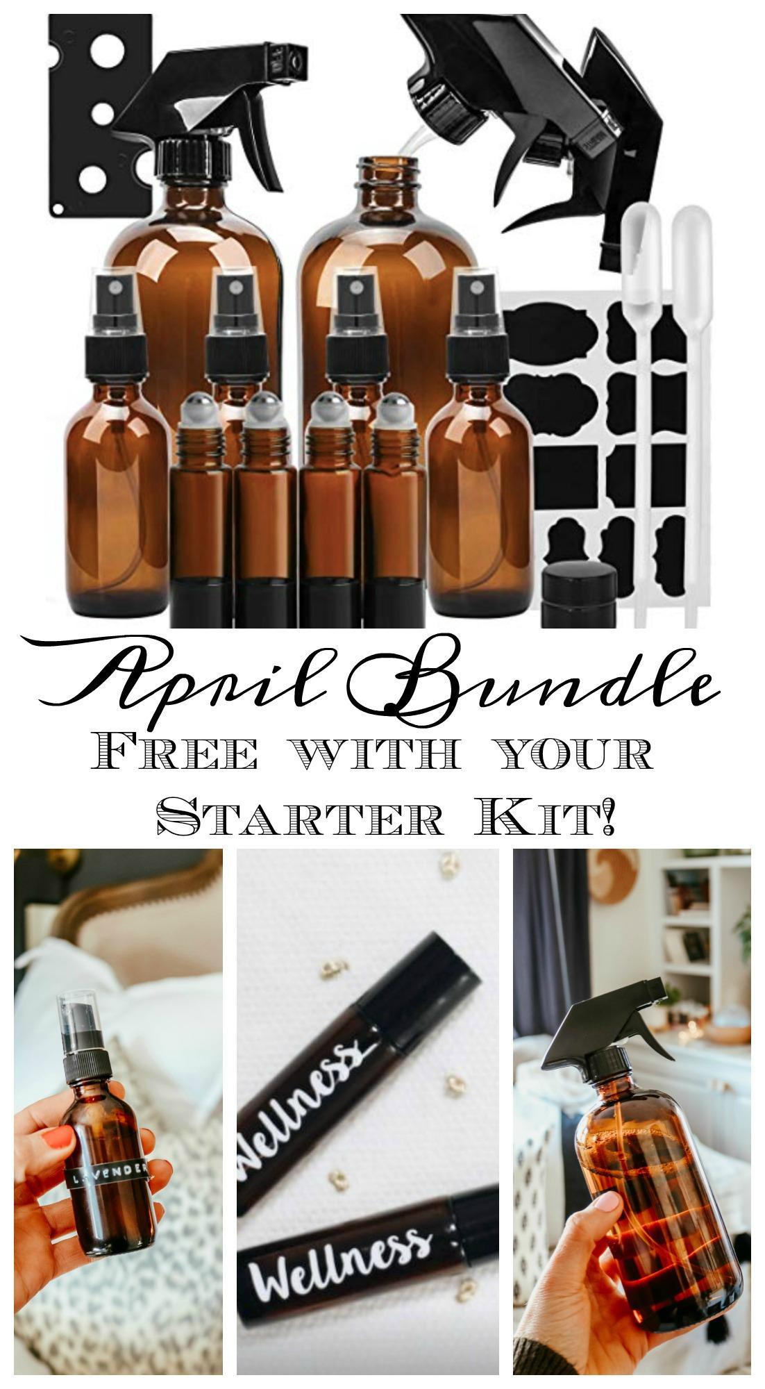 Free with Starter Kit