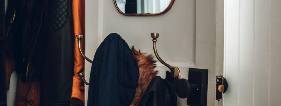 Marie Kondo Monday- Entry Closet Makeover