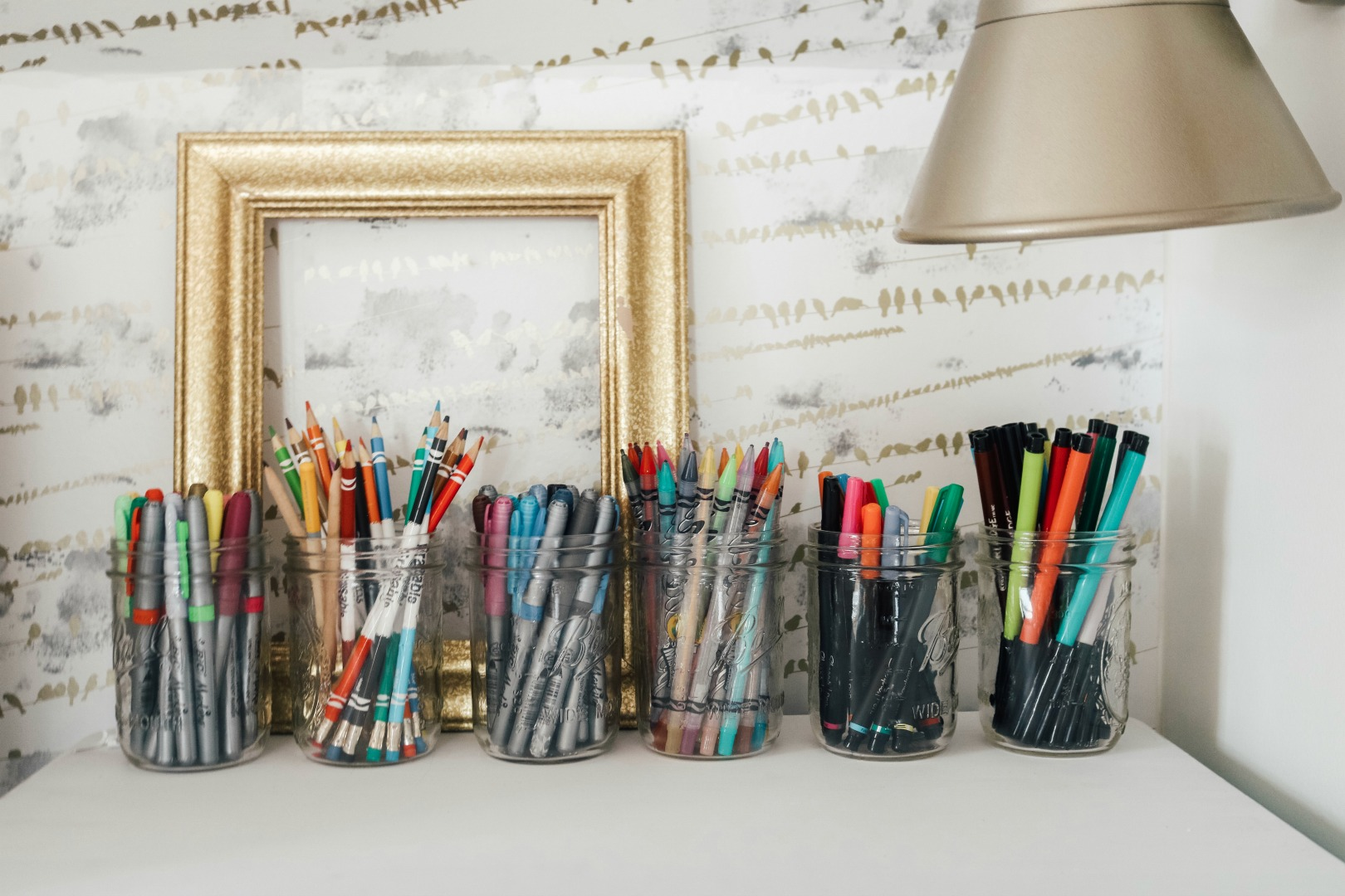 Kids Home Office Solutions . Marie Kondo Office Organizing Tips