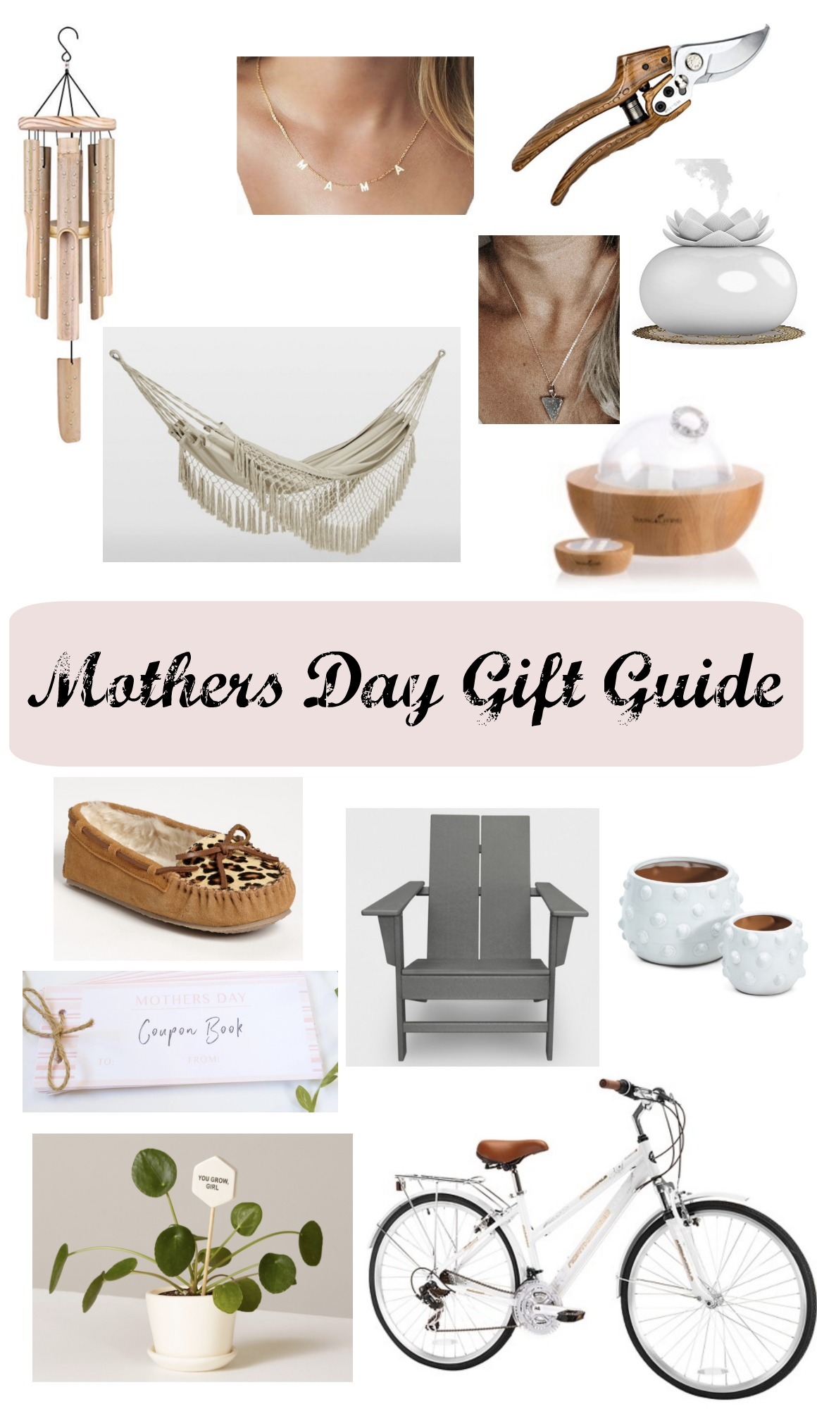 Mothers Day Gift Guide- what every mom wants