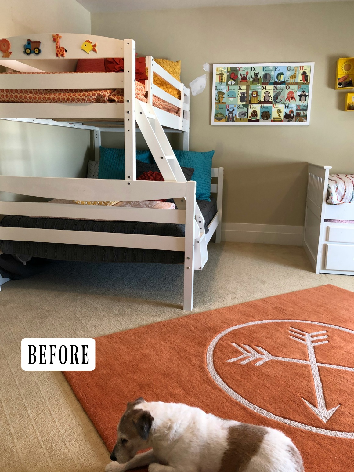 Grandkids Bunk Bed Room
