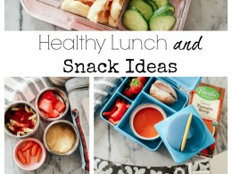 EASY Lunch Ideas and School HACKS!