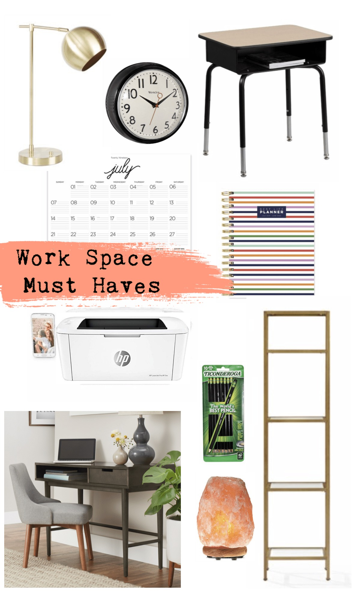 Must Have Home Office Items