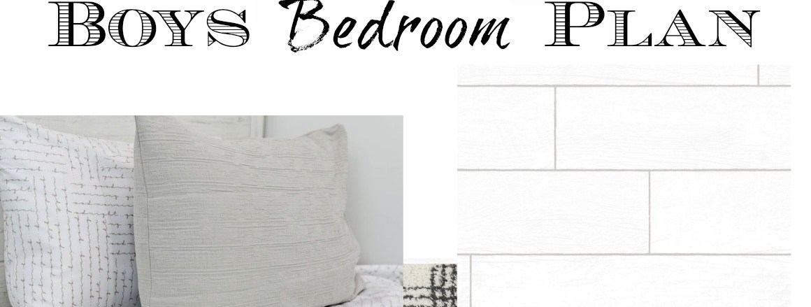 3 Bedroom Design Plans- Master, Little Girls Room and Boys Room