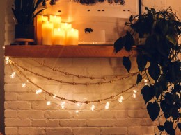All my Favorite Battery Lights- Make your Home Glow