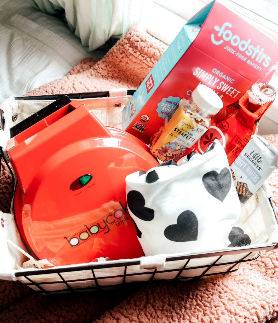 Valentines Gift Guide- 4 Steps to the perfect basket!