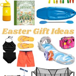 Easter Gift Ideas- Active Ideas for Kids