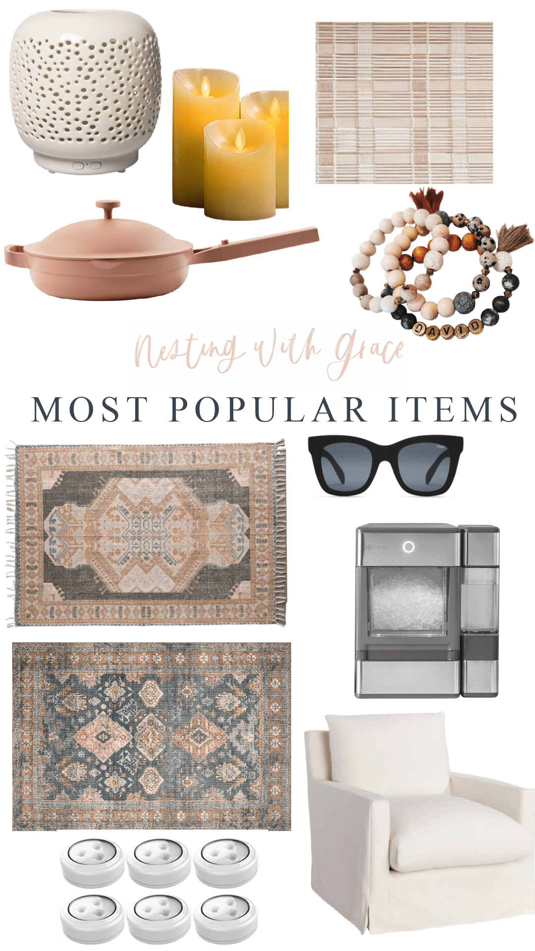 Friday Favorites- Wallpapered Closet, Plants, Sleeping Pillows and more
