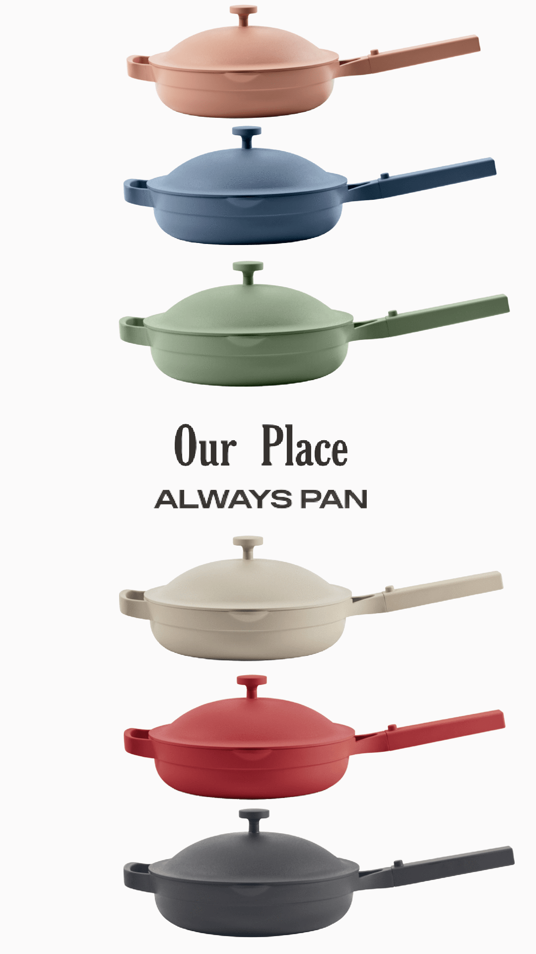Favorite Non-Toxic Pan- The Always Pan