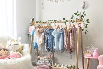 Ivy's Room: A Beautifully Bright and Airy Nursery
