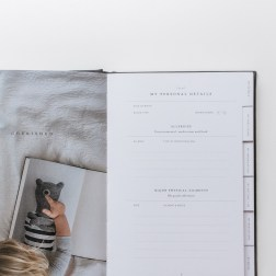 The Grace Files | Bespoke journals and gift boxes | www.nestlingcollective.com