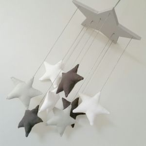 Peppermint Tree Creations | Nursery and home decor cushions, knot cushions and nursery mobiles | www.nestlingcollective.com