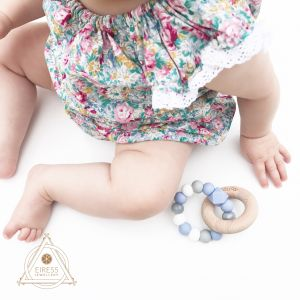 IdaBee by Eiress   Fashion silicone jewellery and trendy certified safe teethers   www.nestlingcollective.com