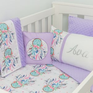 Hoot Designz | A boutique selection of hand made, personalised and bespoke nursery products | www.nestlingcollective.com