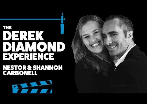 Nestor Carbonell & Shannon Kenny Carbonell