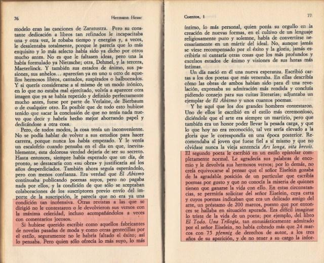 Néstor Belda │ Escritura creativa: Mundo editorial