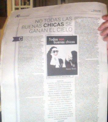 Todas con buenas chicas │Lectora Alba Sabina Perez