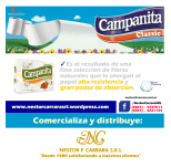 Campanita Classic.