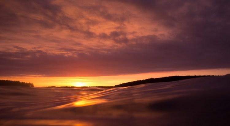 3:21 a.m, Laike Saimaa in Finland