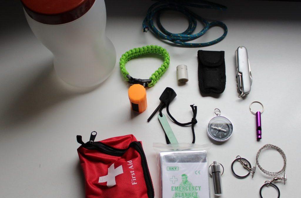 Mi kit de supervivencia Scout