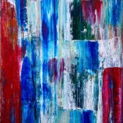 "SOLD artwork by painter Nestor Toro Titled ""Blankets ll"""
