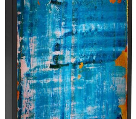 SOLD abstract paintings and artwork by Nestor Toro
