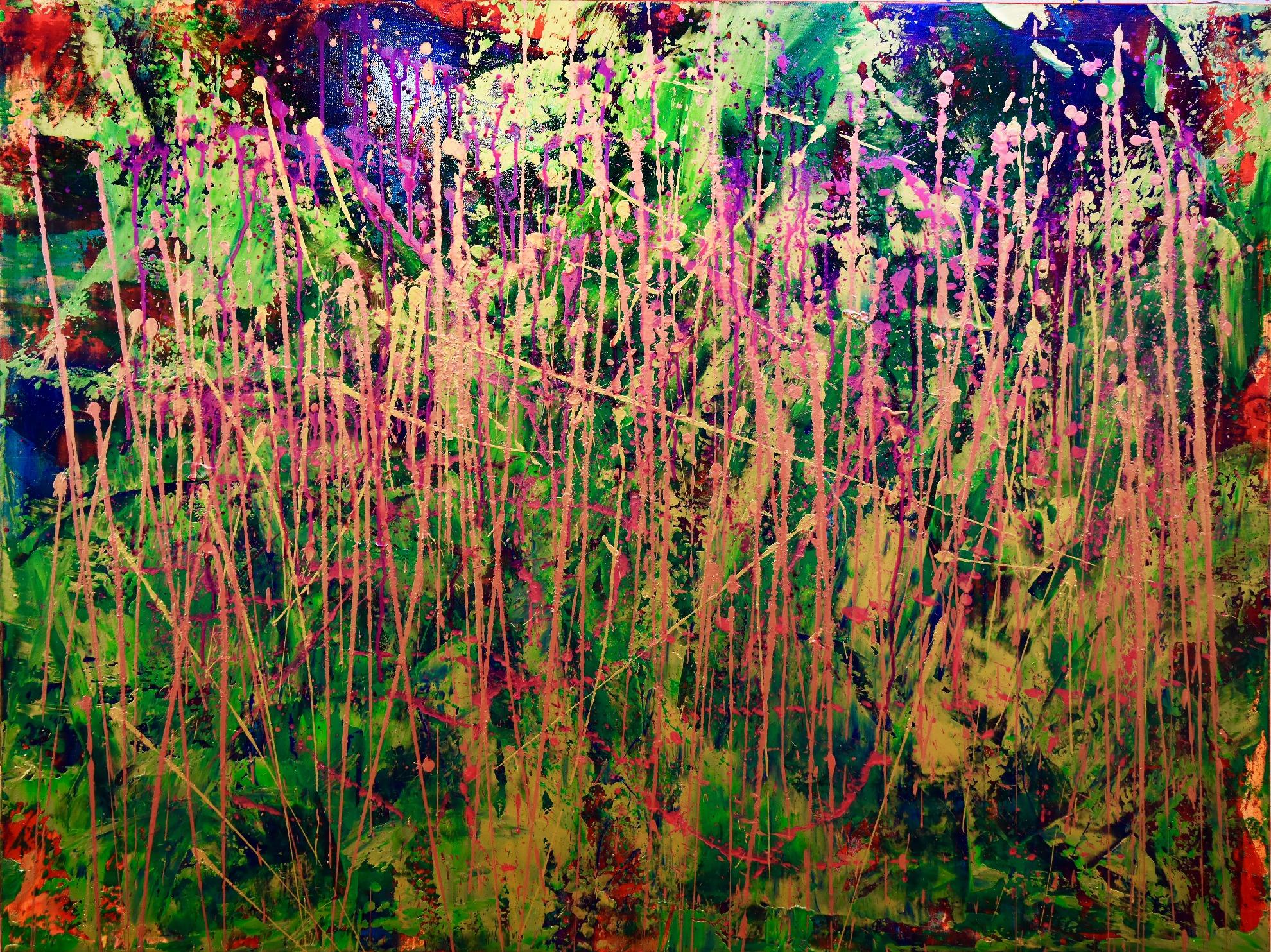 Golden Spectra by Nestor Toro in Los Angeles