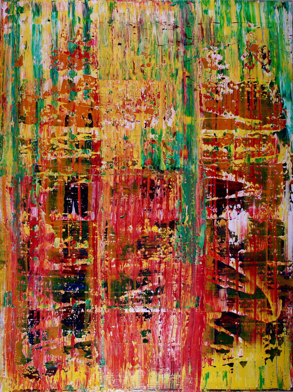 Abstract Jazz by Nestor Toro