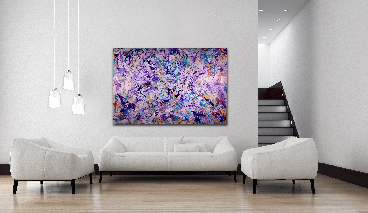 Iridescent Purple (Echoes) - SOLDIridescent Purple (Echoes) - SOLD