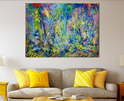 room View - Wild Dreams by Nestor Toro
