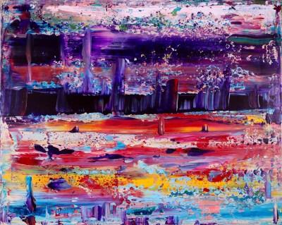 Dreams Landscape (Lakes) - artist- Nestor ToroDreams Landscape (Lakes) - artist- Nestor Toro