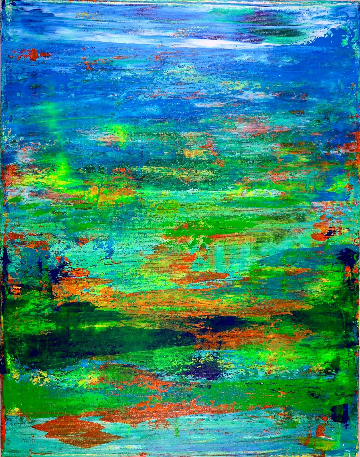 Interrupted Abstract - Nestor Toro
