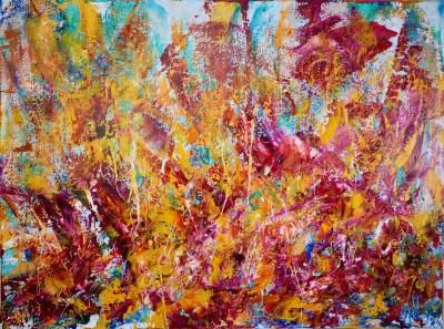 Sublime Distraction - SOLD - Nestor Toro - Artist
