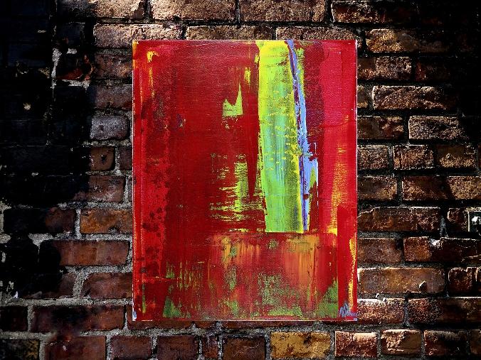 Greener Grass (Red Skies) - artist - Nestor Toro