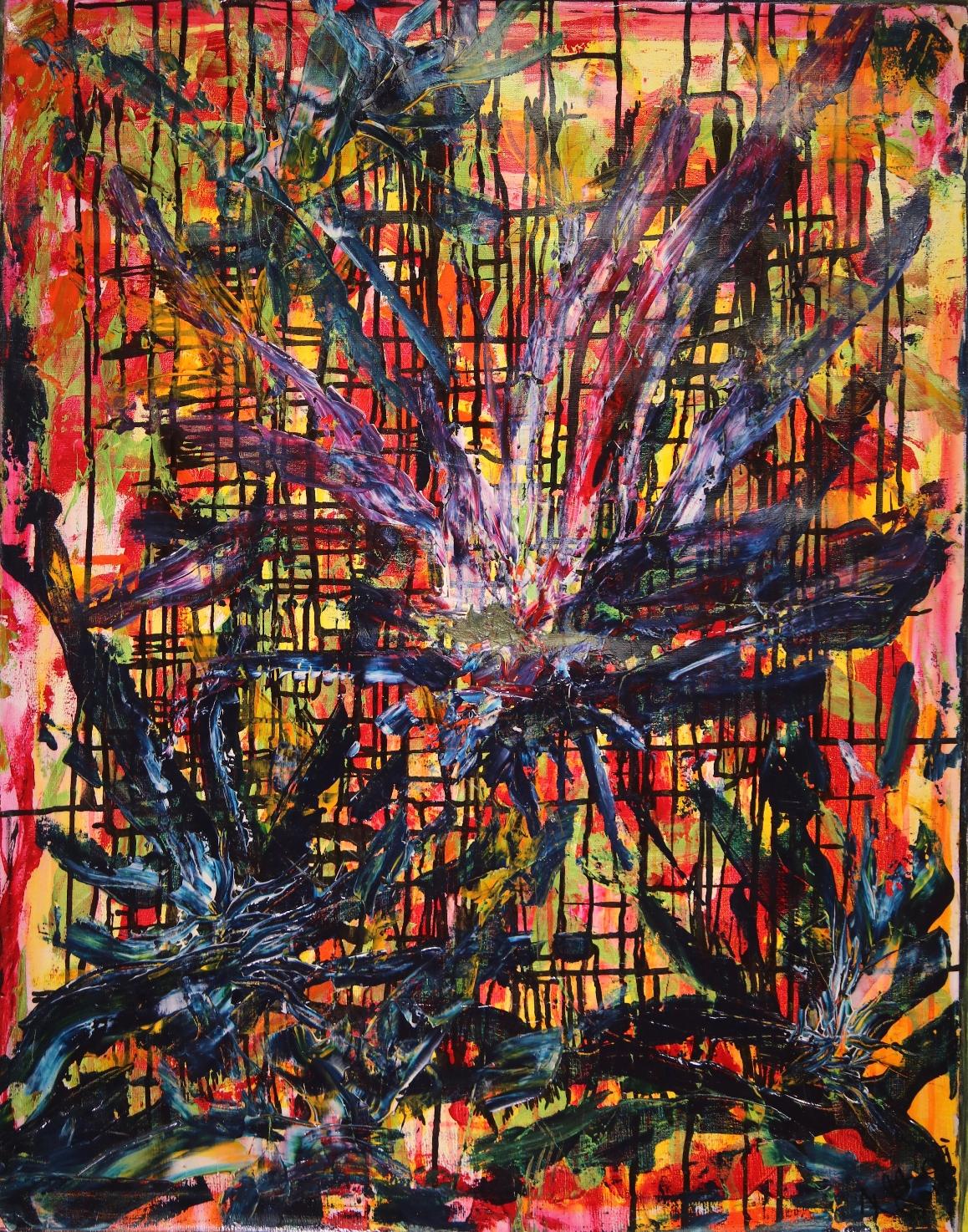 Rare Early Work by Nestor Toro