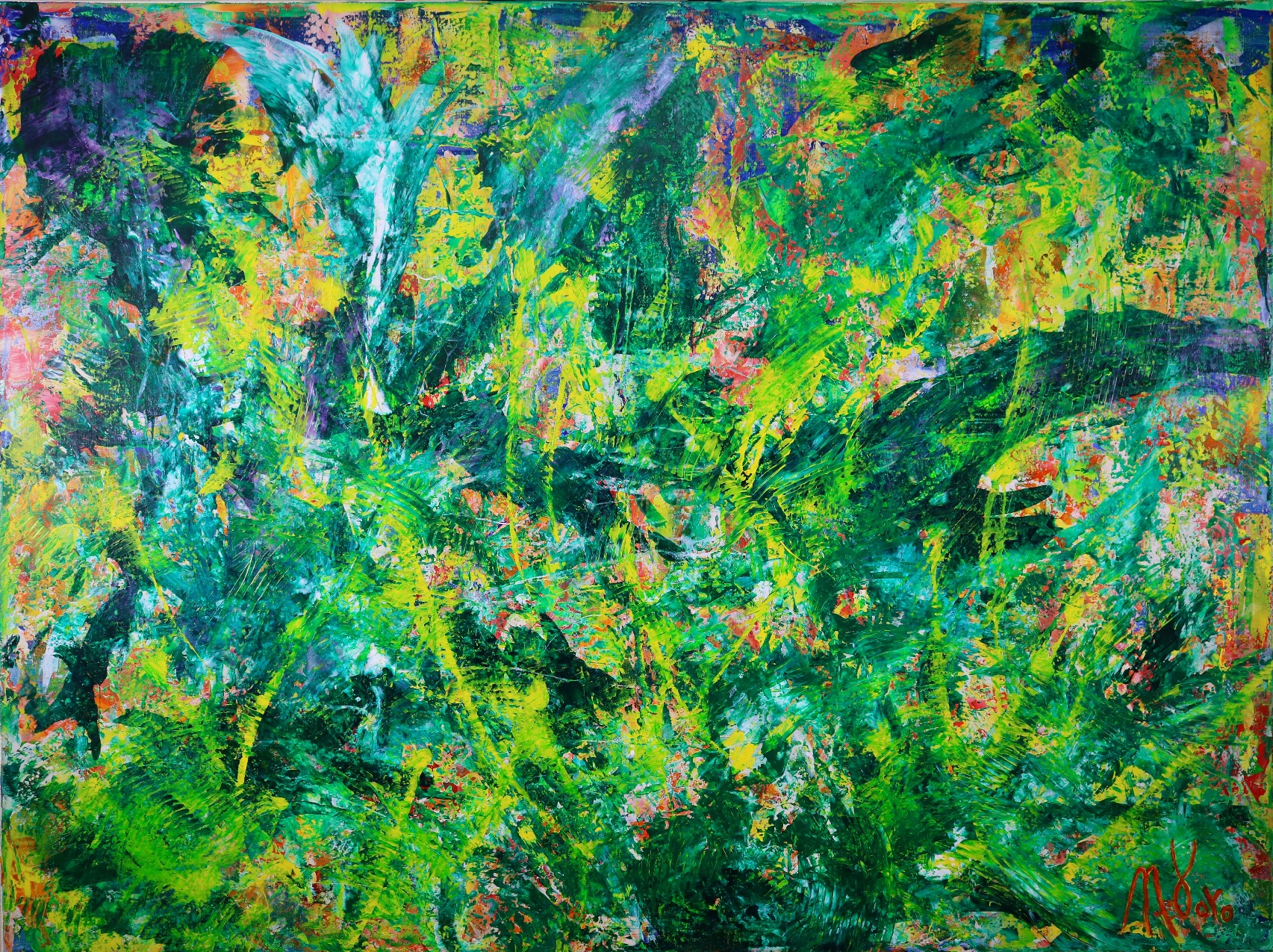 In The Wilderness - Childhood Dreams by Nestor Toro