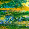 Forest Reflections Canopy by Nestor Toro CLOSEUP