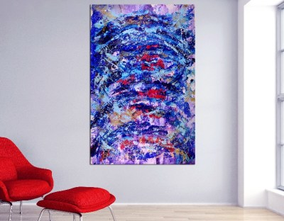 SOLD - Magnetic Dreams 2 by Nestor Toro