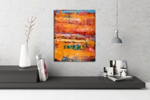 Fragmented Panorama - SOLD